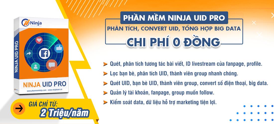 phan mem uid pro Phần mềm UID Pro   Phân tích, Convert UID, BIG data cho dân chạy Ads