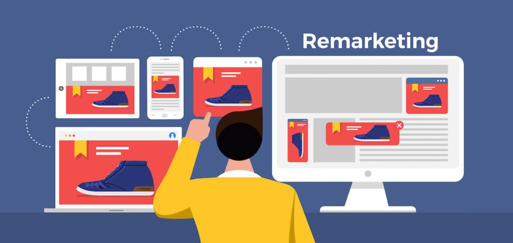remarketing min 1024x486 3 chiến thuật Remarketing Facebook thông minh giúp tối ưu doanh thu cuối năm