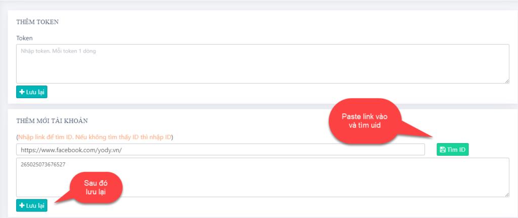 thêm page 1024x431 NINJA UID PRO   phần mềm thu thập data khách hàng tiềm năng