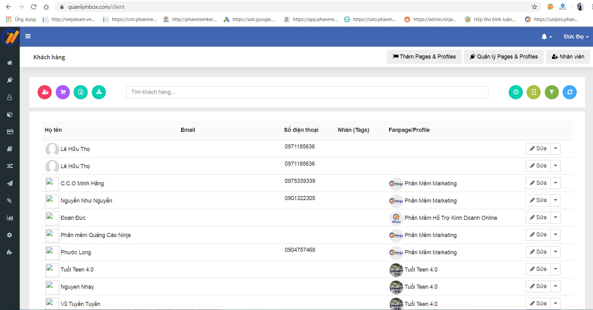 Ninja Fanpage – phần mềm quản lý inbox comment, chatbot thông minh hiệu quả - 281305