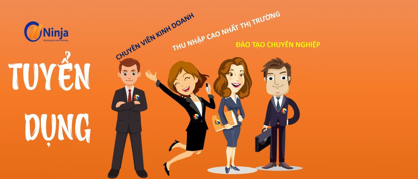aa103ac0421bba45e30a TIN TUYỂN DỤNG: Phần mềm Ninja tuyển dụng nhân viên kinh doanh