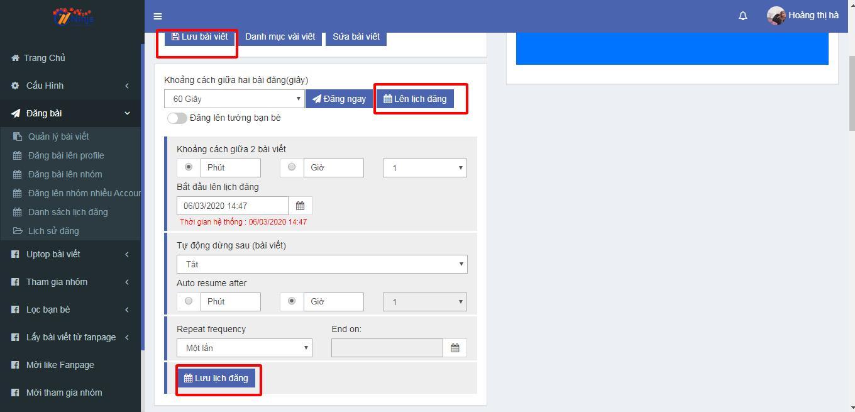 gd3 Làm thế nào để đăng bài lên nhóm tự đông bằng phần mềm Auto Post
