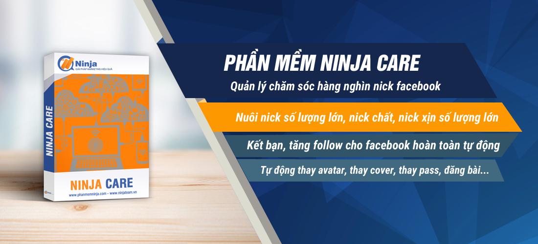 ninjacare Cách quản lý nick facebook bán hàng online hiệu quả 2020