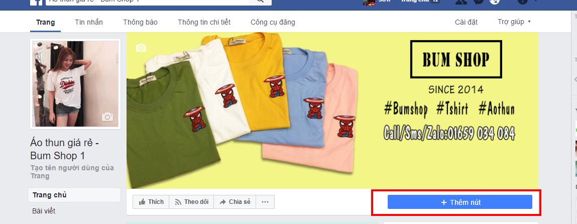 tao trang 5 Hướng dẫn cách tạo fanpage Facebook 2020 đơn giản và hiệu quả nhất