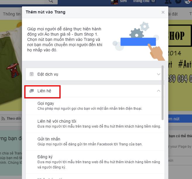 tao trang 6 Hướng dẫn cách tạo fanpage Facebook 2020 đơn giản và hiệu quả nhất