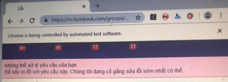 605a07b041febba0e2ef Lưu ý nuôi nick phần mềm Ninja Care với User Agents