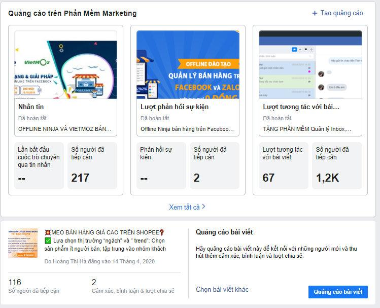 cach quan li trang tren facebook 3 Cách quản lí trang trên facebook bán hàng hiệu quả 2020