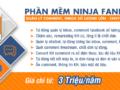 Cách quản lí trang trên facebook với phần mềm quản lí tự đọng của Ninja