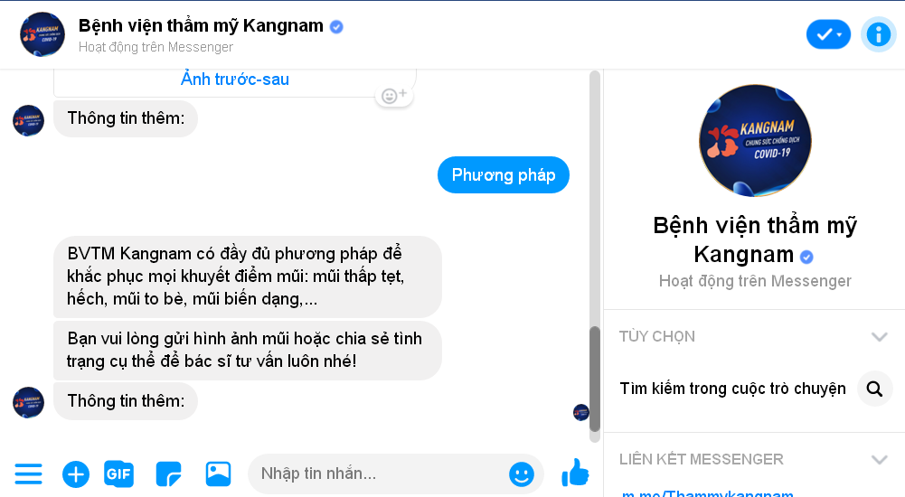 chatbot my pham 4 bước tạo chatbot cho ngành mỹ phẩm với phần mềm quản lý page Facebook