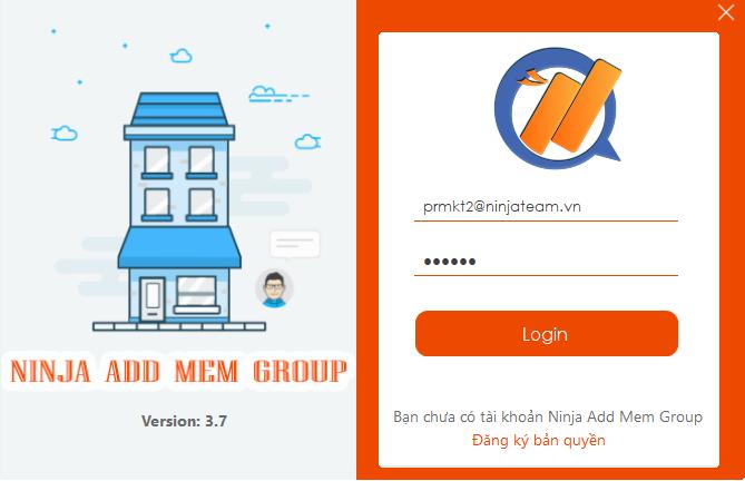 dang nhap Hướng dẫn mời bạn bè tham gia nhóm ở phần mềm add friend vào group