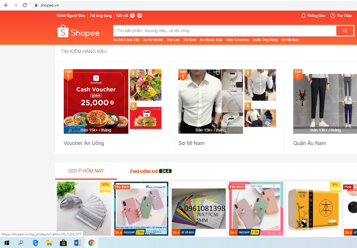 kiinh nghiem ban hang shopee 2 Chia sẻ kinh nghiệm bán hàng Shopee 2020 hấp dẫn người mua hàng