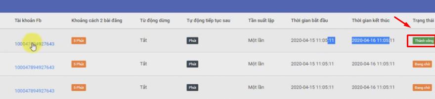 lap lich dang bai Hướng dẫn lập lịch đăng bài lên nhóm với phần mềm post bài Facebook