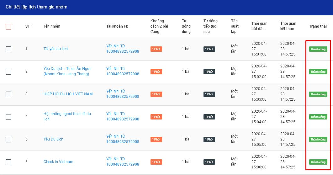 lap lich tham gia nhom.7png Phần mềm Ninja Auto Post V2 hướng dẫn lập lịch tham gia nhóm tự động