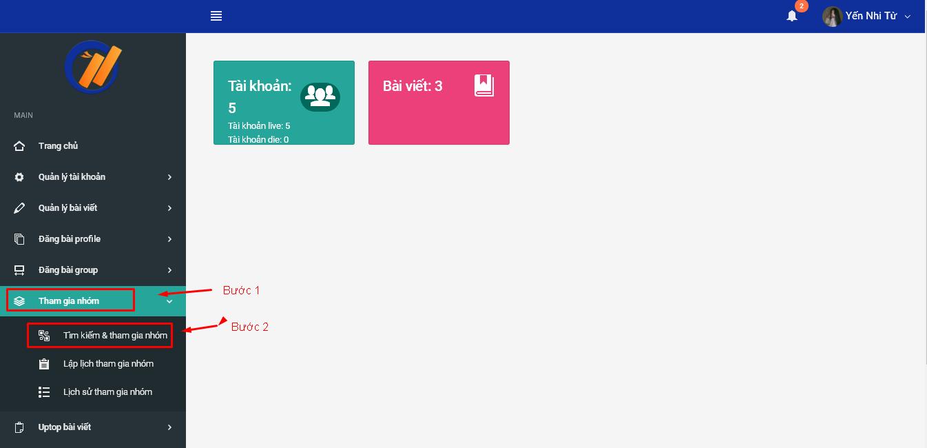 lap lich tham gia nhom Phần mềm Ninja Auto Post V2 hướng dẫn lập lịch tham gia nhóm tự động