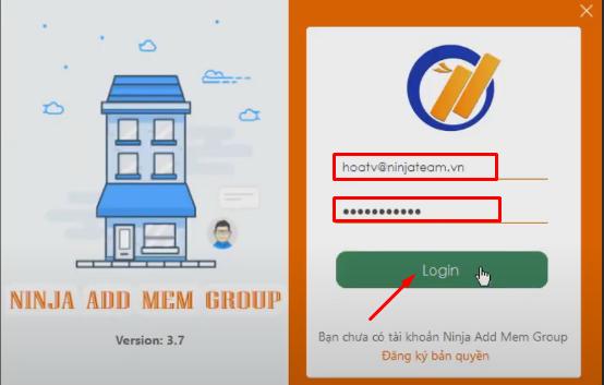 ninja add mem huong dan moi thanh vien vao group Ninja Add Mem Group hướng dẫn mời thành viên vào Group 2020