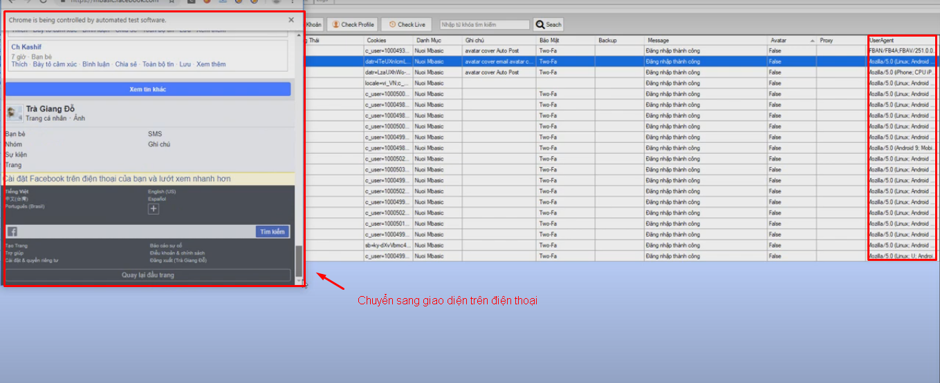 nuoi nick so luong lon5 Hướng dẫn thêm Useragent của tool nuôi nick số lượng lớn