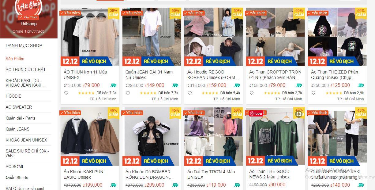 shop ban quan ao dep tren shopee Cách tăng lượt theo dõi cửa hàng trên Shopee với chi phí 0đ