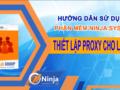 proxy cho LDplay