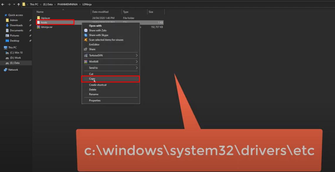 toi uu LD Player2 Hướng dẫn tối ưu LD Player nhẹ và mượt hơn trên phần mềm Ninja System V4