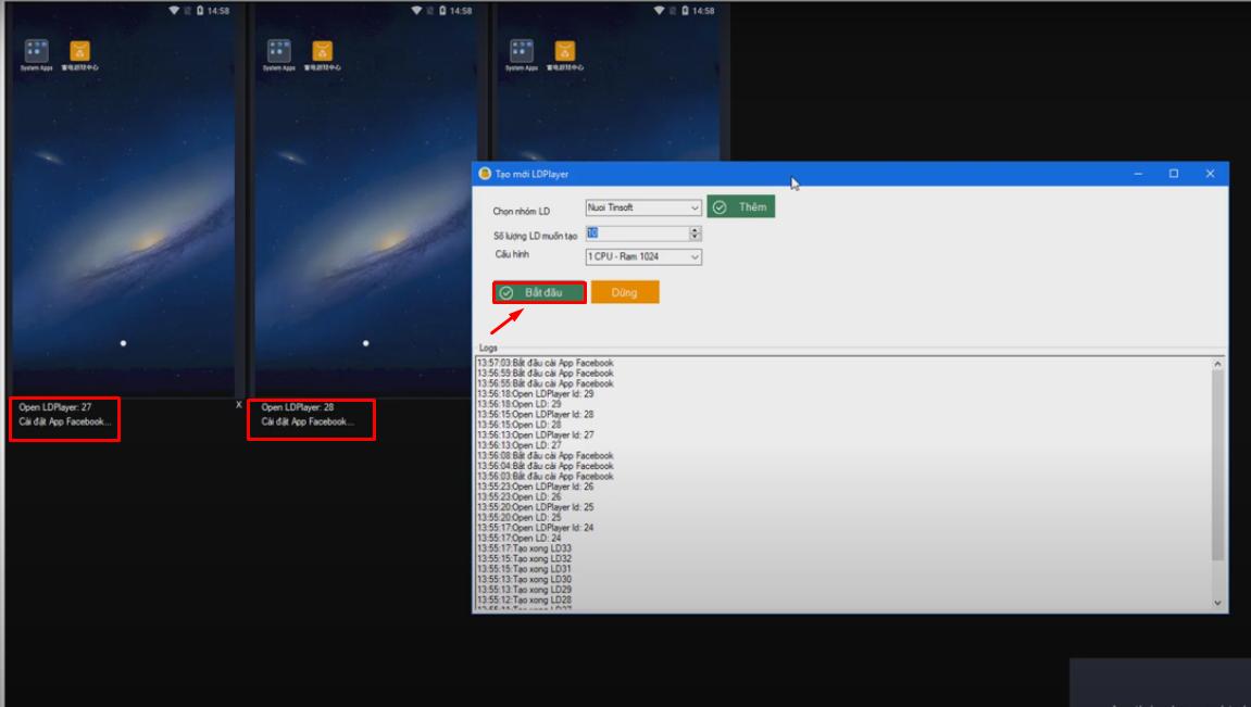 toi uu LD Player7png Hướng dẫn tối ưu LD Player nhẹ và mượt hơn trên phần mềm Ninja System V4