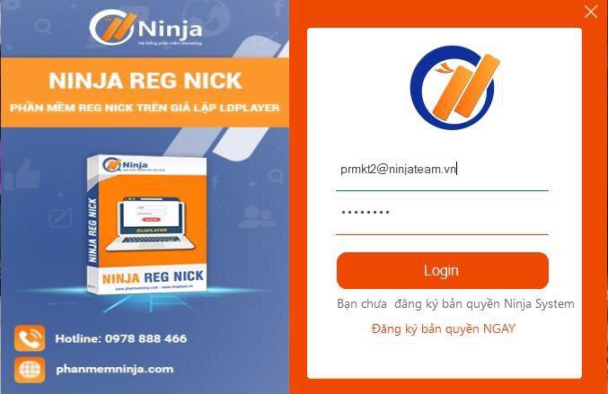 z1813597646869 c010019fb5521234719390534258ac8f 1 Hướng dẫn sử dụng phần mềm tạo nick Ninja Reg Nick LDplayer mới nhất 2020