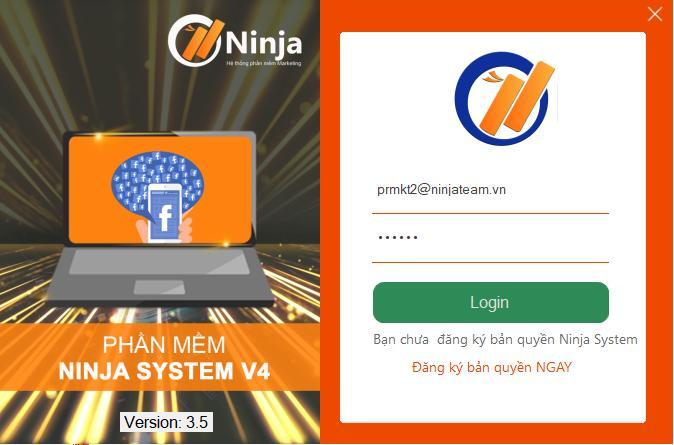 6e1608f0303eca60932f Cập nhật Ninja System V4 for LDPlayer version 3.5 của phần mềm nuôi nick tự động
