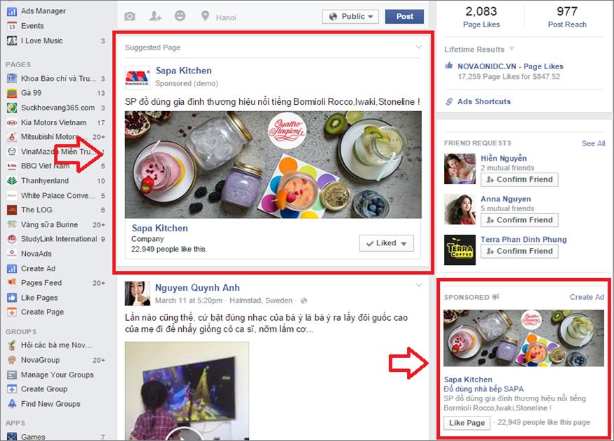 Page likes Điểm danh 4 lỗi người chạy quảng cáo Facebook thường gặp phải