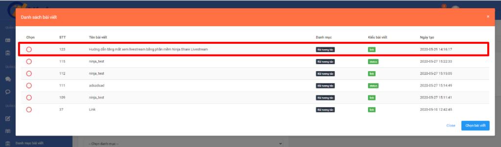 dang bai 3 1024x302 Hướng dẫn đăng bài chứa link trên phần mềm đăng bài tự động Zalo