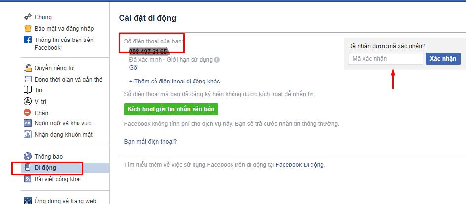 dang nhap facebook 1 Hướng dẫn cách đăng nhập facebook nhanh bằng số điện thoại