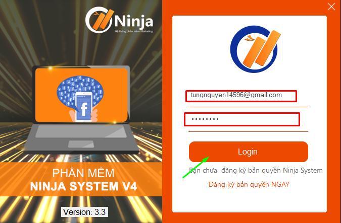 e8931cfd2bc7d19988d6 1 Phần mềm tạo nick Facebook hướng dẫn tương tác vào Page ID, UID trên phần mềm quản lý nhiều nick Facebook