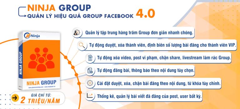 phan mem marketing ban hang facebook 2 Tổng hợp phần mềm marketing bán hàng facebook sau mùa dịch tốt nhất