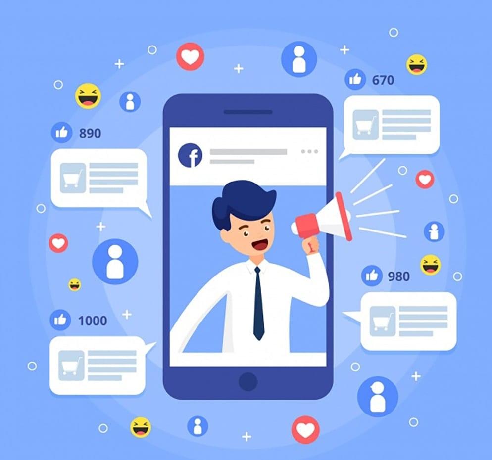 """tuong tac khach hang 1 Livestream facebook  """"gà đẻ trứng vàng"""" cho kinh doanh online"""