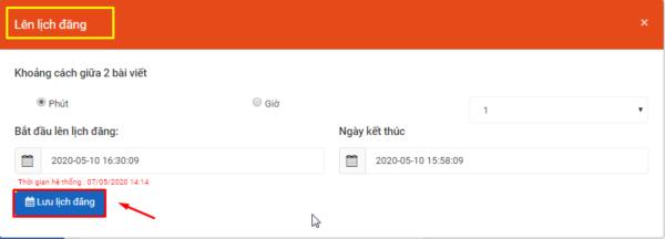 zalo ban hang.7png e1626074754679 Cách đăng bài trên Zalo Official Account nhanh chóng, tự động