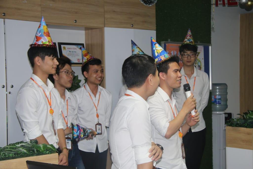 IMG 5258 1024x683 Phần mềm Ninja: Sinh nhật tháng 6 nhiều niềm vui và ý nghĩa