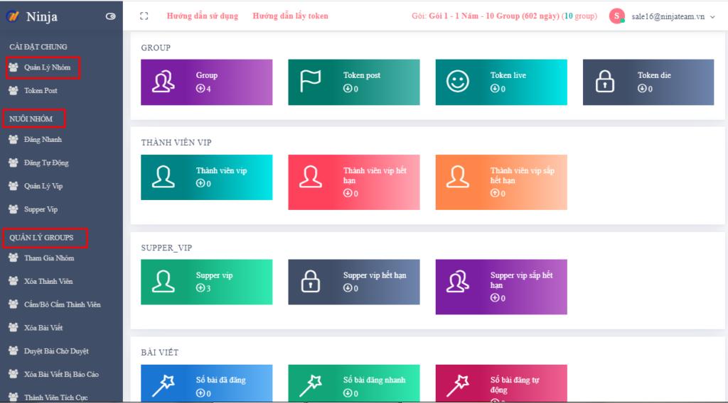 QUAN LY GOUP 1024x568 Quản lý Group bán hàng thông minh thời 4.0 với tool quản lý nhóm tự động
