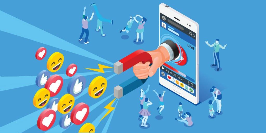 Viral Marketing Agency 1024x512 Bí kíp tăng doanh thu bán hàng trên Facebook đơn giản, hiệu quả