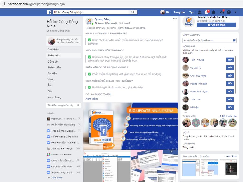 ban hang tren group facebook 2 1024x768 Bằng cách nào để bán hàng trên Group Facebook hiệu quả nhất 2020