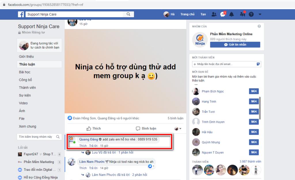 ban hang tren group facebook 3 1024x626 Bằng cách nào để bán hàng trên Group Facebook hiệu quả nhất 2020