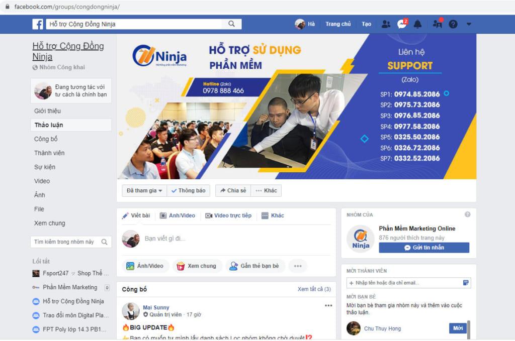 giai phap ban hang online facebook 3 1024x679 Áp dụng giải pháp bán hàng Online facebook hiệu quả  2020