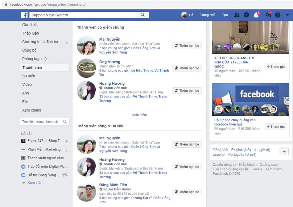 khach hang tiem nang o dau 1 1 1024x724 Khách hàng tiềm năng ở đâu khi bán hàng Online Facebook (phần 2)