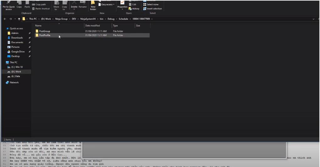 phan mem nuoi nick 7 Chạy tương tác đăng bài trên phần mềm nuôi nick  Ninja System(P1)
