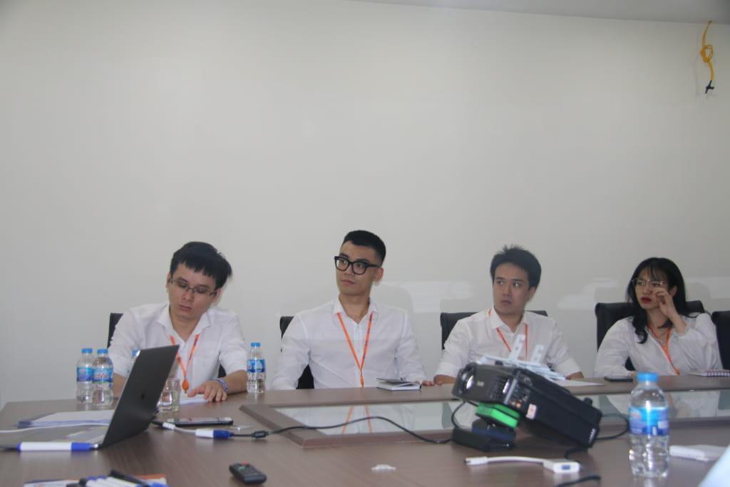 IMG 5421 1024x683 Phần mềm Ninja: Nâng cao kỹ năng telesale bán hàng với chương trình đào tạo nội bộ