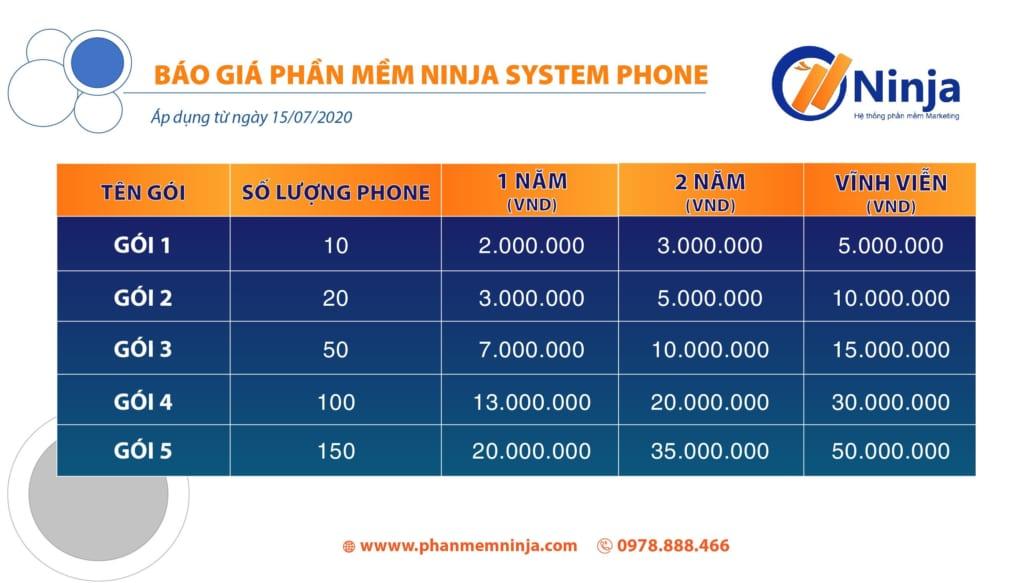 system phone 1024x583 Nick clone là gì? Nuôi nick facbook clone số lượng lớn như thế nào?