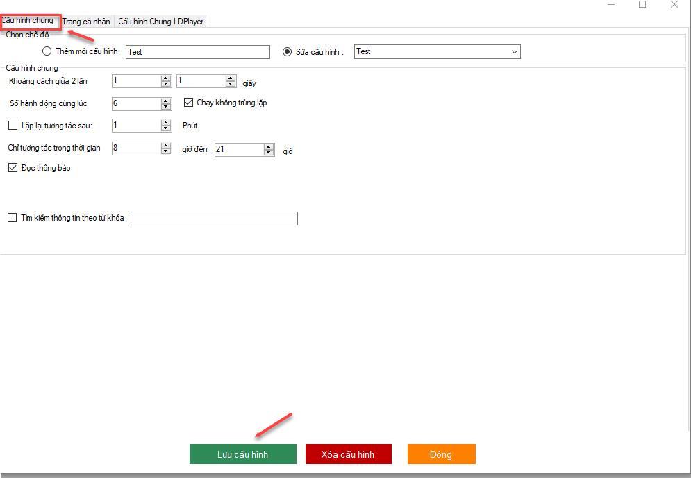 z1985083178538 3703407bf73c11f4d96d47c66c3ec8b9 1 Hướng dẫn chạy tương tác trên phần mềm chăm sóc nick Zalo