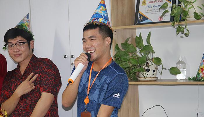 12 Phần mềm Ninja: Chúc mừng sinh nhật thành viên tháng 8