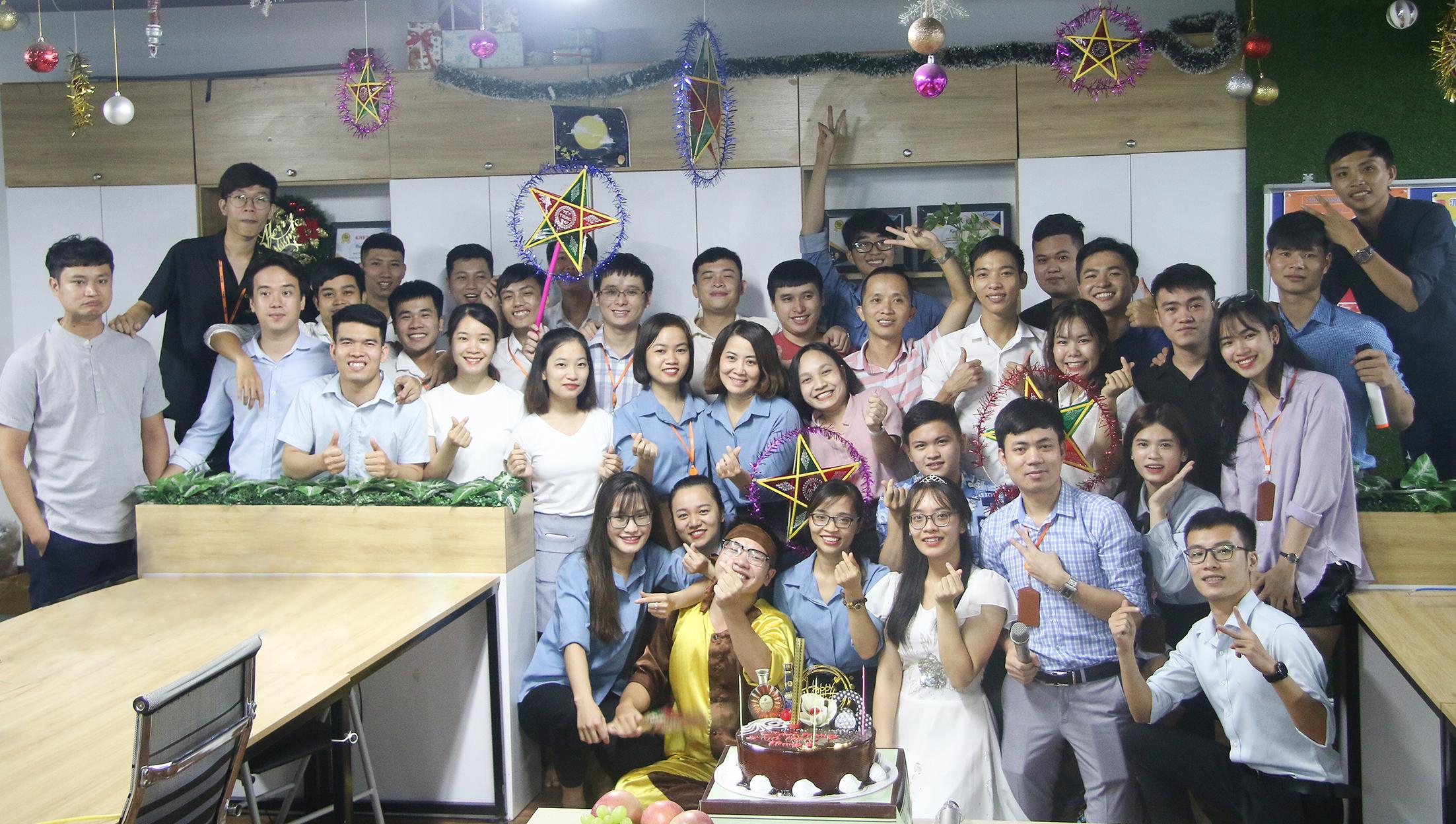 anh trung thu 3 Ninja tổ chức sinh nhật đặc biệt dành cho các thành viên tháng 9