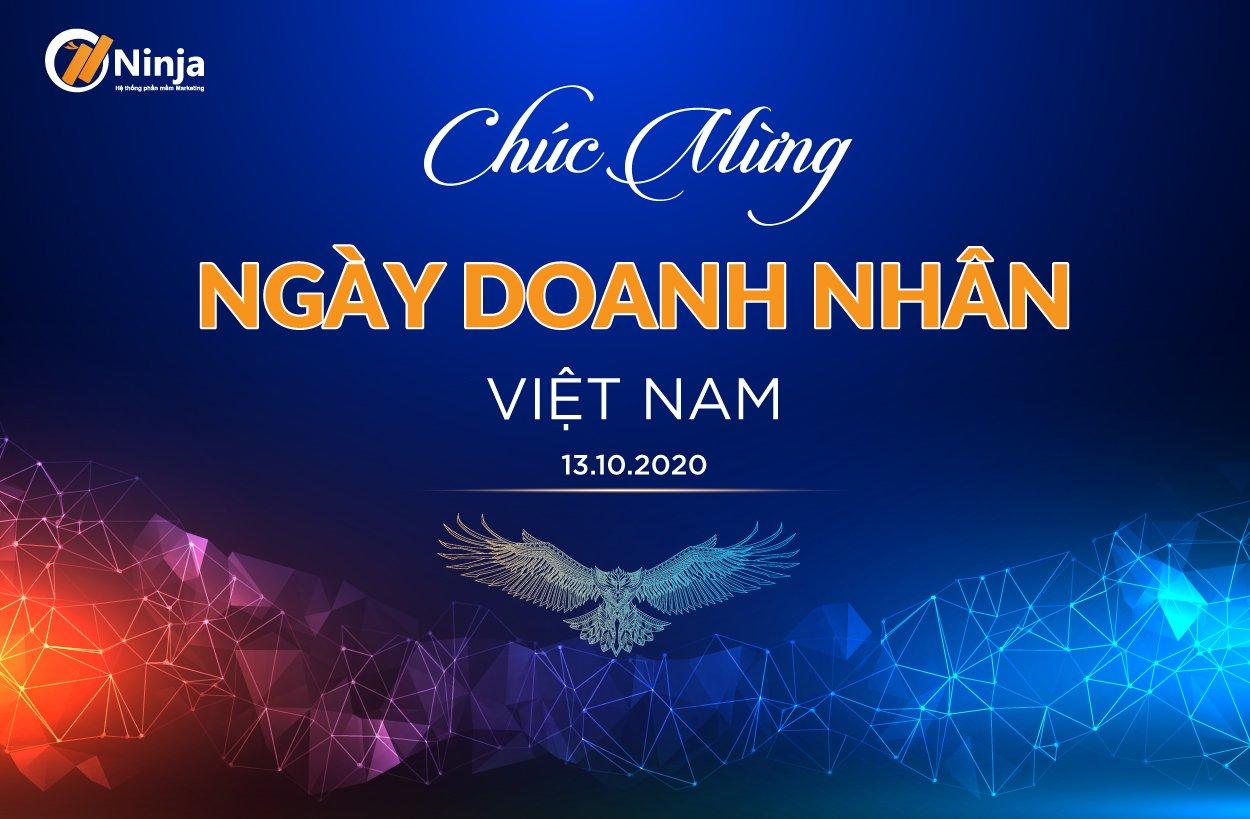 ngay doanh nhan viet nam ninja Phần mềm Ninja: Chúc mừng ngày doanh nhân Việt Nam 13/10