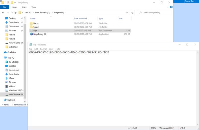1 e1606269879849 Hướng dẫn cài đặt và sử dụng Ninja Proxy