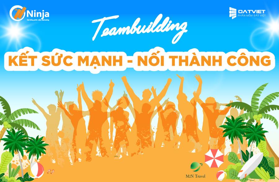 banner teambuilding fb THÔNG BÁO: V/v tổ chức nghỉ mát cho CBNV Công ty CP Đầu tư & Công nghệ Ninja
