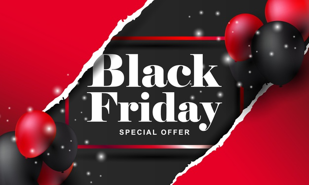 black friday banner 243118 111 Bí kíp tạo chiến dịch Marketing để tăng doanh thu mùa Black Friday